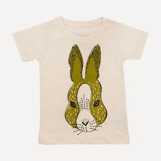 Amabro Honey Tee · rabbit · 5-6 years