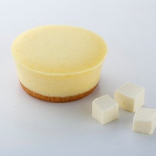 New York classic heavy cheese in a box of 6 into handmade cheese cake (flavor is optional)