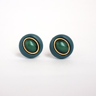 [Circle dot] dark green of the ellipsoid