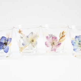 Custom Order - Absinth Flower Japanese Cup/Tea Muji Cup