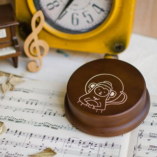 【Birthday Gifts, Memorial Gifts, Christmas Gifts】 Zodiac Dog Customization // Music Box