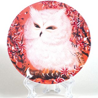 Artists Series coaster - Cheng Rui Jun - Chan (including Acrylic frame)