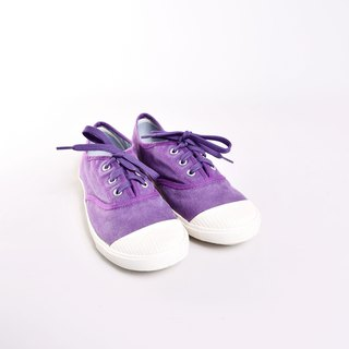 Casual shoes - KARA grape purple