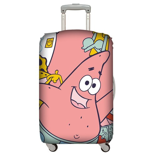 LOQI suitcase sets sponge baby sent big star M number