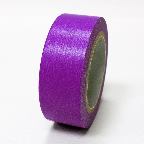Japan Stalogy and paper tape [Sweet Violet (S1207)] attached cutter