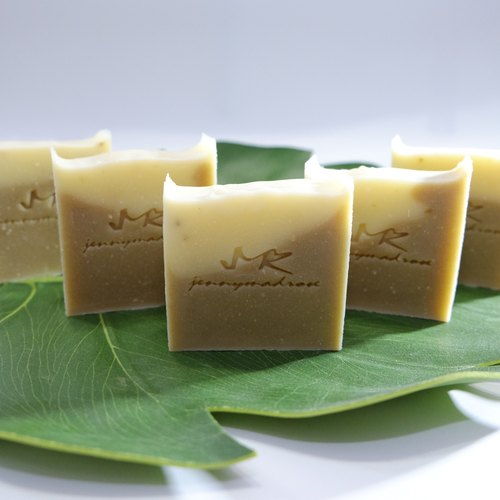 Lemongrass Lime Soap