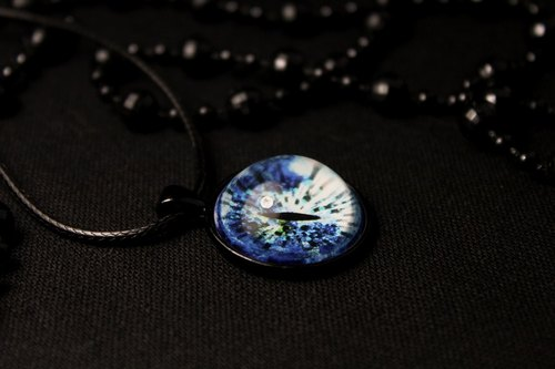 [Limited edition] Mid-Autumn Halloween limited edition design necklace