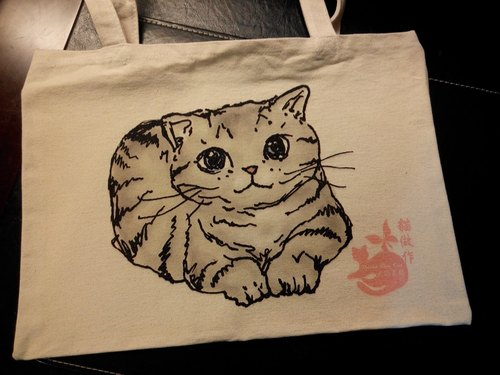 David painted cat cute cat _ _ _ Bag limit US short _