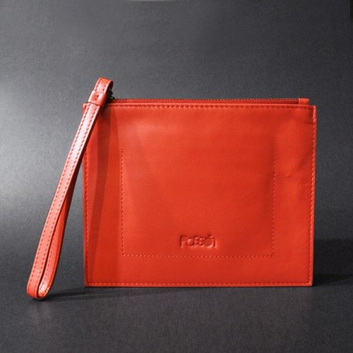 Passion small purse red