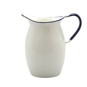 Japan Noda enamel 13cm Pitcher (classical note kettle)