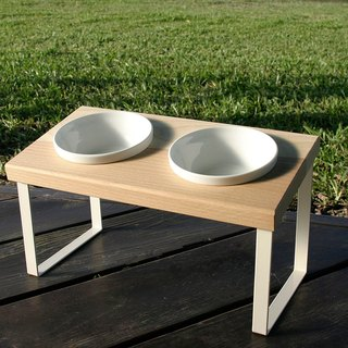 [Mao furniture] lunch buffet - double bowl / bevel