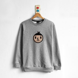 [BestFriend] Jumbo BoyFriend Long Sleeve Sweat / long-sleeved T University