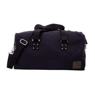 France my biotiful bag Organic Cotton Urban Series 48 Hours Bag-BLACK