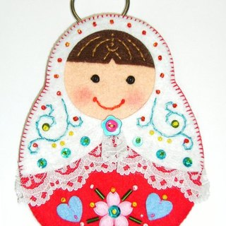 Russian doll card sets # 009