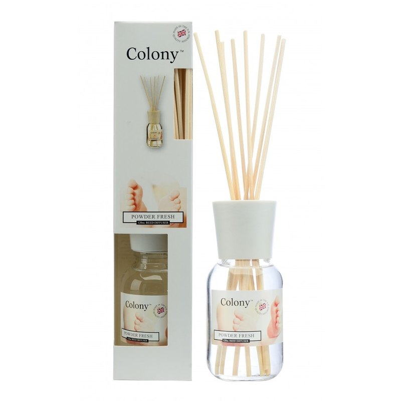 Wax Lyrical] [British Colony fragrance series - Powder 120ml