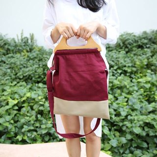Earthbound bag(maroon)