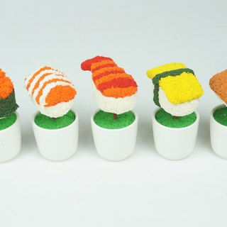 [BONSAI MAN] sushi trees