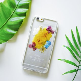Pressed Flowers Phone Cases- Jasminum nudiflorum Collection for iphone 5/5s/SE/6/6s/6 plus/6s plus/7/7plus/Samsung S4/S5/S6/S6Edge/S7/S7Edge/Note3/Note4/Note5