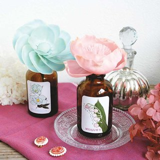 Art Lab - Fleur de sola Flower diffuser - Rose
