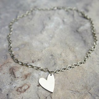 Lulu Series pet necklace -Cuore