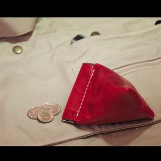 19.05 design X Charlie {T-Bag} tea bags shape purse (dazzling red)