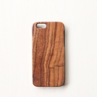 Wood into the third. I Phone 6 / 6s Wood Phone Case