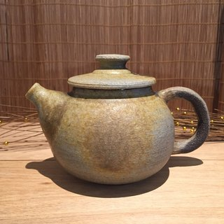 Firewood big teapot Wuqing Heng teacher works