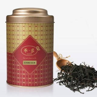 Ruby Sun Moon Lake black tea | loose tea 45g single tank [HERDOR mountain tea]