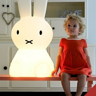 Manufacturing Miffy Miffy Lamp / Night Light (large) imported from the Netherlands