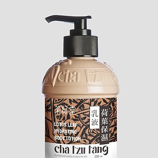 Tea Seed Church Lotus Leaf Moisturizing Lotion 330mL [General Skin Type Applicable]