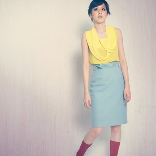 Procope Pencil Skirt