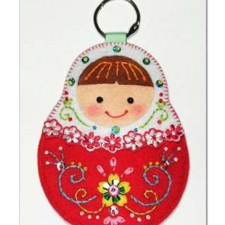 Russian doll card sets # 012