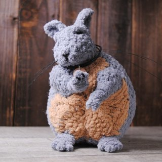 Pet avatar 18 ~ 22cm [feiwa Fei baby hand] rabbit rabbit doll (welcome to build your rabbit)
