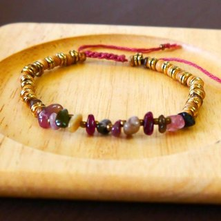 Light you up good natural bracelet