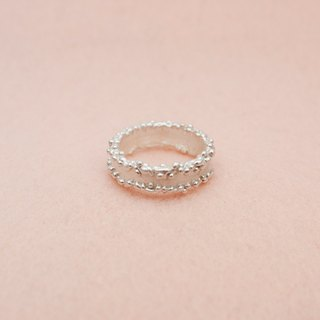 Sterling silver ring  (Only JP#9 & #11 available)