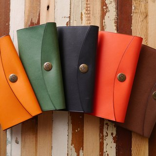 OVERDIGI MacaronFlip cover all hand side flip leather