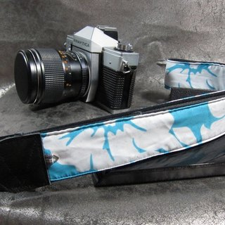 """Leaves of the Sky"" Decompression Belt Camera Belt Uke Lili Camera Strap"