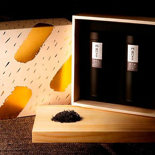 Open the tea ceremony special double cans gift box