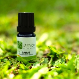 Taiwan red cypress oil