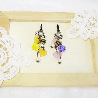 Romantic} {Shu Xiang handmade ornaments hanging