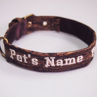 Personalized Name Custom Length Cork Dog Collar Pet Collars Pet Collar Dog Collars Pets Buckle Handmade pet ID tag Custom Name gift Cat cats