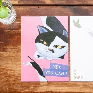 Then cat series _YES YOU CAN!