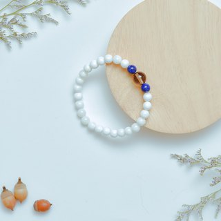 Suddenly (Bracelet Series) 砗磲 (6mm): Pure