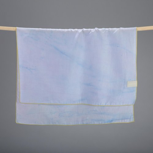 JainJain hand-dyed color thin towel