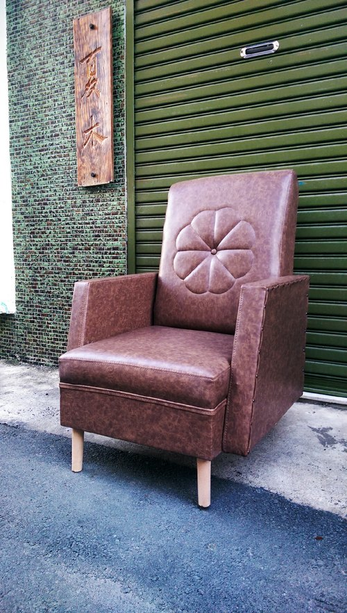 Tokoro sand flowers - handmade furniture Four Leaf Clover complex old sofa