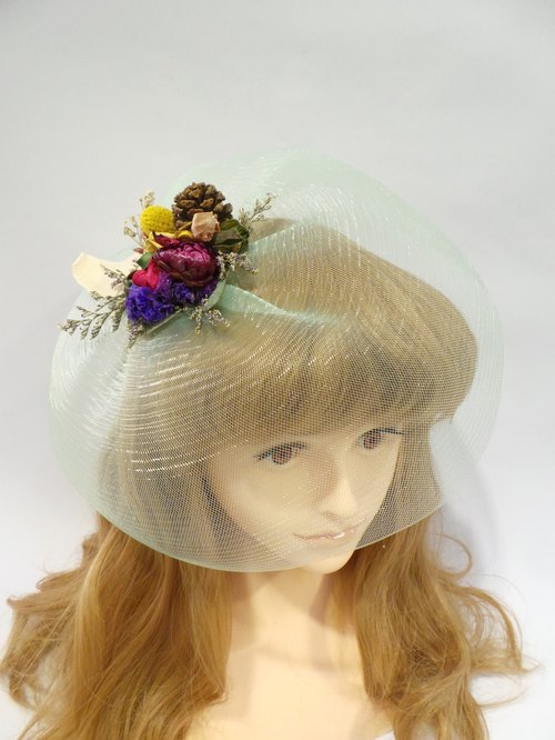 Little lady hat -Lisa-Snail Design London