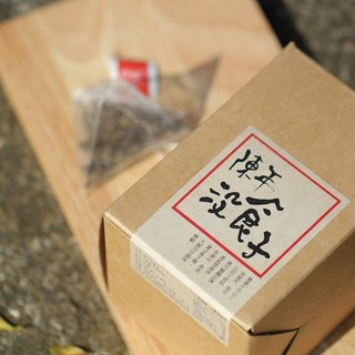 [Simple life, simple drink tea] - aged Gallic tea bag [10 package revenue]