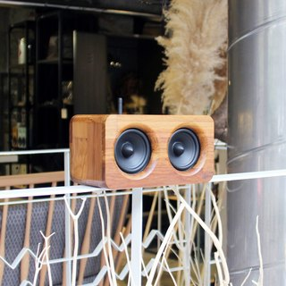 MIN622P PORTABLE BLUETOOTH SPEAKER-TEAK