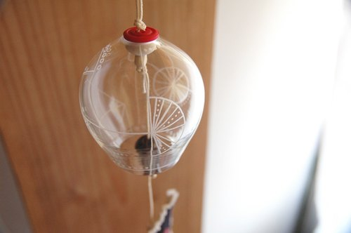 Protractor wind chimes: wind chimes