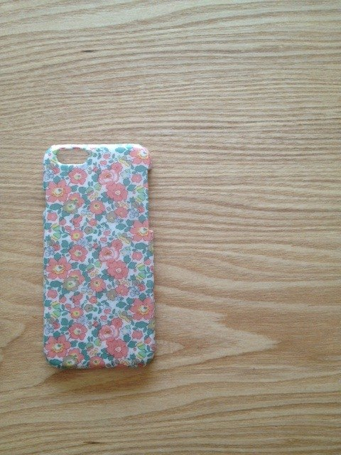 Liberty iphone6 ​​case (Betsy Ann Pink)